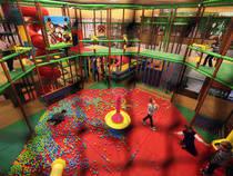 Fun World - Kinderspielturm © Fun Arena